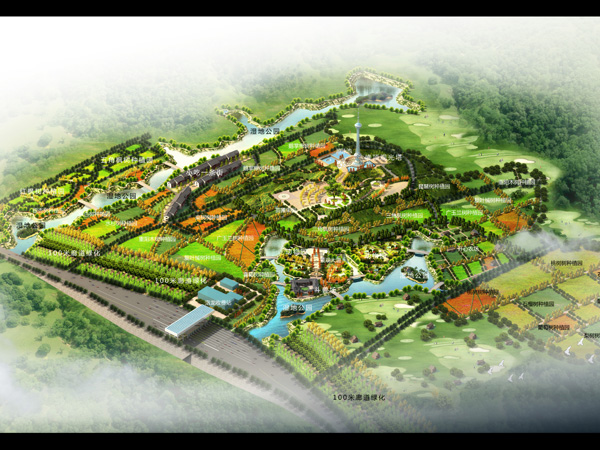 园林景观工程施工注意事项