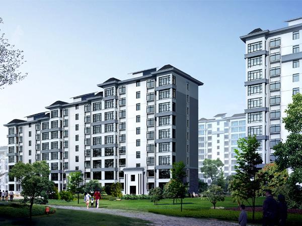 裴村小高层、沿街设计规划方案