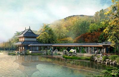 景观设计石材应用,让园林变得更美